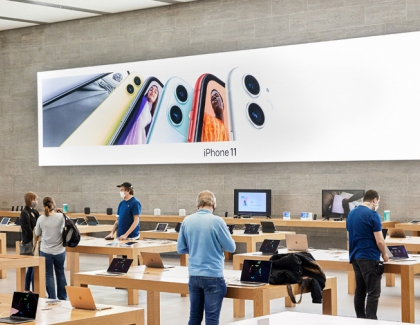 Apple Will Soon Have a Total of 100 Stores Reopened Worldwide