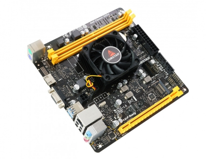 BIOSTAR Releases the A10N-9630E MINI ITX Quad Core SoC Motherboard