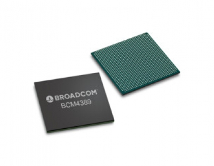 Broadcom Announces First Wi-Fi 6E Chip for Mobile Devices