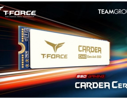 TeamGroup Announces T-FORCE CARDEA Ceramic C440 Solid State Drive