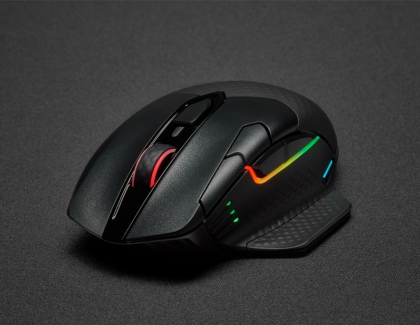CORSAIR Launches New DARK CORE RGB PRO Wireless Gaming Mouse