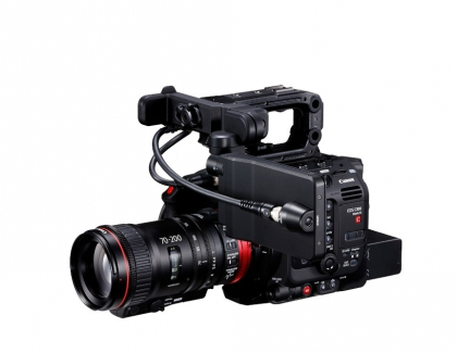 New Canon EOS C300 Mark III Cinema Camera Is A 35mm Modular Workhorse