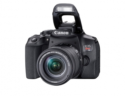 Canon Launches the EOS Rebel T8i Camera, New Canon SELPHY Square Printer