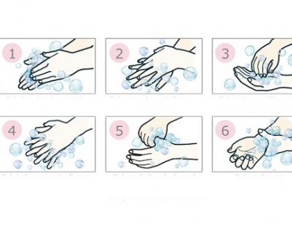 Fujitsu AI-Video Recognition Technology Promotes Hand Washing Etiquette and Hygiene in the Workplace