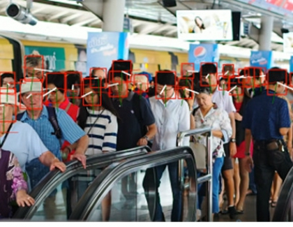 Fujitsu's AI Image Analysis Solution Evaluates Digital Signage User Experience