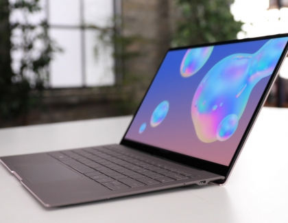 Samsung Galaxy Book S Available for Pre-Order