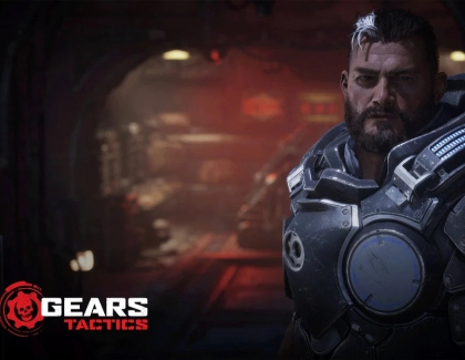 Gears Tactics for PC Will be Optimized for Intel Xe GPU
