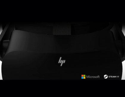 HP Teases With New VR Headset Made With Microsoft and Valve
