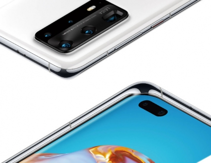 HUAWEI P40 Series is Official