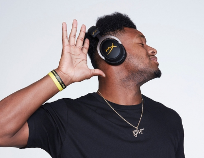 HyperX and eBay to Auction 19 Limited Edition JuJu Smith-Schuster Cloud MIX Gaming Headsets