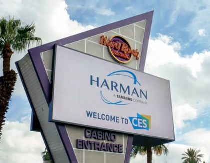 Harman at CES 2020