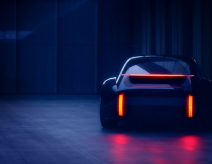 "Hyundai Teases With New Concept EV ""Prophecy"""