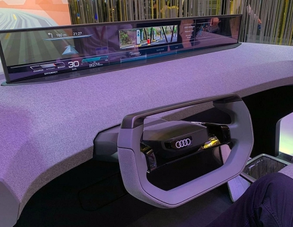 Imagination Showcases New Safety-critical Driver For 3D Graphics in the Car