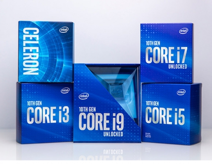 Intel Says 10th Gen Intel Core S-series Desktop Processors Are The World's Fastest for Gaming