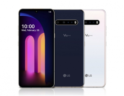 LG V60 ThinQ 5G Combines 5G Connectivity, Upgraded LG Dual Screen and Larger Battery
