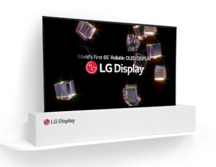 LG Display Reports Losses For The First Quarter 2020