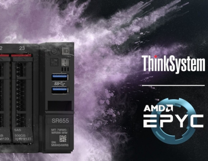 Lenovo launches New Server Platform Powered by AMD EPYC Chips