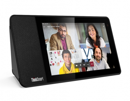 Lenovo Unveils New ThinkSmart View and ThinkSmart Manager