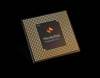 MediaTek's New Dimensity 820 Chip Brings 5G to Mid-range Smartphones