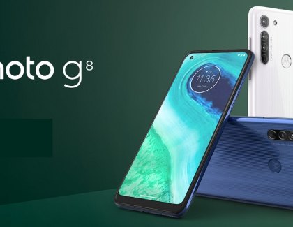 New moto g8 Launches in Brazil, Europe