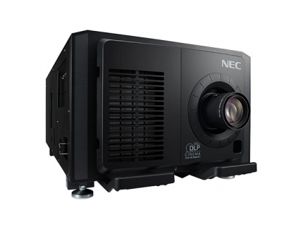 NEC Display Releases Digital Cinema Projectors With Replaceable Laser Modules