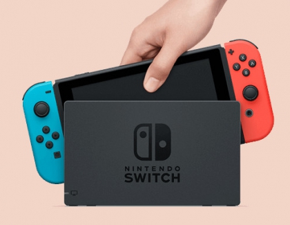 Nintendo Reports Strong Switch Sales