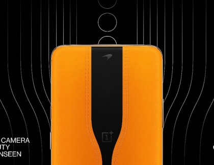 CES: OnePlus Concept One Smartphone Inspired by McLaren Design