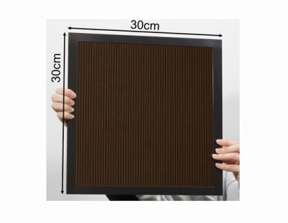 NEDO and Panasonic Achieve a 16.09 percent Conversion Efficiency in Largest-area Perovskite Solar Cell Module