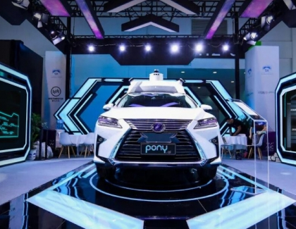 Autonomous Driving Startup Pony.ai Raises $400 Million from Toyota