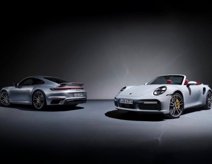 Porsche Announces The New 911 Turbo S