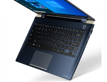 Dynabook Adds 10th Gen Intel Core vPro Processors to Portégé X Series and Tecra A Series Laptops