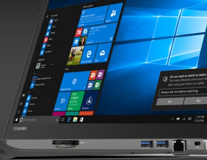 Dynabook Adds 10th Gen Intel Core Processors to Portégé Laptop Portfolio