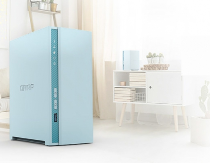 QNAP Launches  Budget-Friendly TS-230 NAS for Home Media Hub and File Center