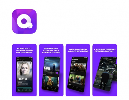 Quibi's Lineup at Launch on April 6