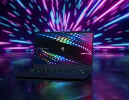 New Razer Blade Stealth 13 Laptop has an 120Hz Display