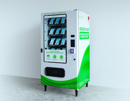 Razer to Offer Masks Through Vending Machines in Singapore