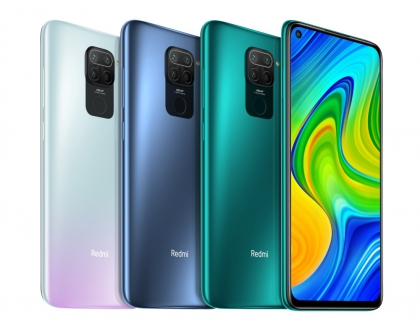 Xiaomi Announces the Redmi Note 9 Pro, Redmi Note 9 and Mi Note 10 Lite Smartphones