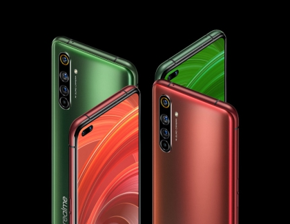 Realme X50 Pro 5G Flagship Launches in China