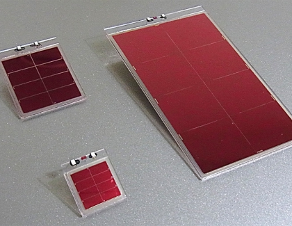 Ricoh Launches the First Solid-state Dye-sensitized Solar Cell Modules