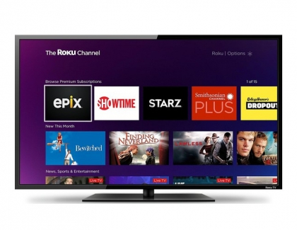 Roku Says Ad Sales Growth is Slowing, Platform Sees Growth