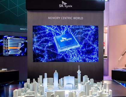 CES 2020: SK hynix Displays its Semiconductor Technologies