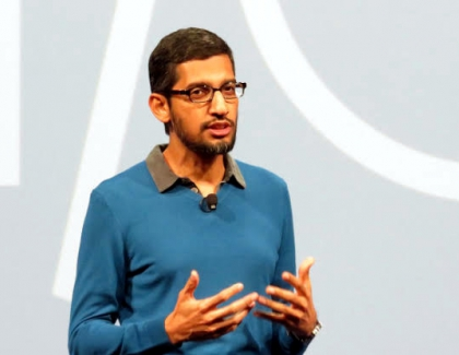 Alphabet CEO Pichai's 2019 Compensation Worth $281 Million