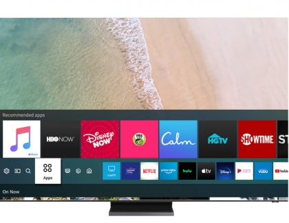 Samsung Brings Apple Music to its Smart TVs