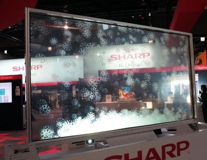 Sharp Showcsed Ultralight Dynabook Portégé Notebook, 8K Video Editing System and More at CES
