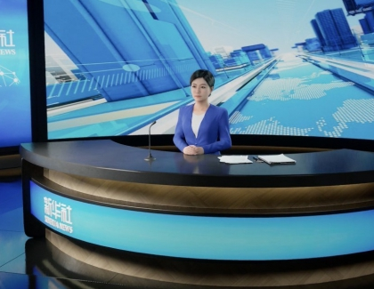 Chinese Sogou Introduces 3D AI News Anchor
