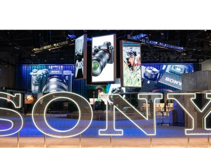 Sony Expects Strong Sales of Image Sensors and Financial Services