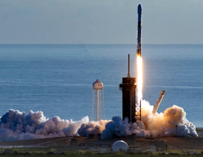 SpaceX Launches Its Sixth Starlink Mega Constellation Mission