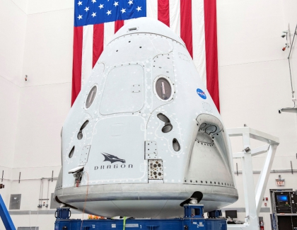 SpaceX and NASA to Launch Crew Demo-2 Mission on May 27