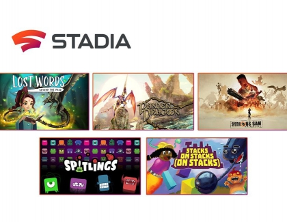 Google Brings More Games to Stadia
