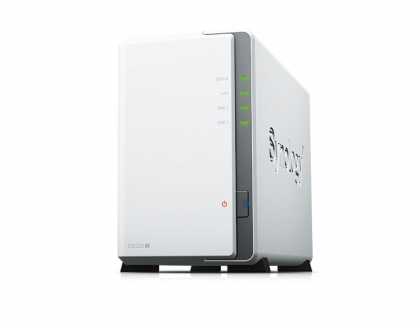 Synology Introduces The DiskStation DS220j For Simple Data Backup and Multimedia Streaming